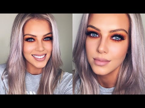 Full Glam Night Out Makeup | Chloe Boucher