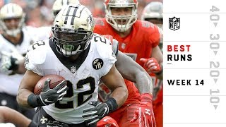 Best Runs from Sunday | NFL Week 14 Highlights