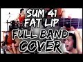 Download Sum 41 - Fat Lip (Full Band Cover) with Tabs & Presets MP3 song and Music Video