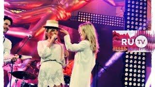 Reflex Я буду небом твоим, Художник Шоу в Вегасе, 10 05 2015 RU.TV