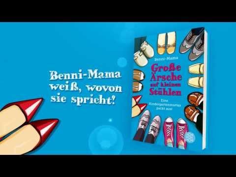 Große Ärsche auf kleinen Stühlen: Eine Kindergartenmutter packt aus! YouTube Hörbuch Trailer auf Deutsch