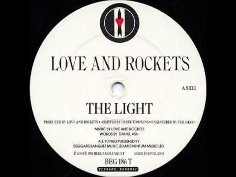 Love And Rockets The Light Youtube