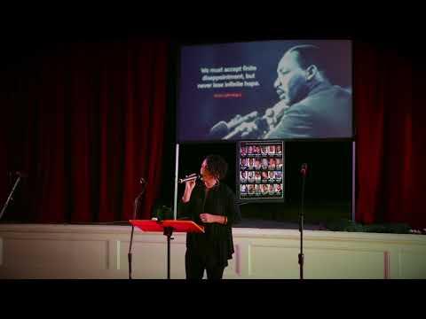 Taina Asili keynote for MLK Saratoga 2018