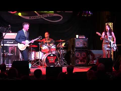 "Danielle Nicole Band - ""I'm Going Home"" - Knuckleheads, Kansas City, MO - 11/22/17"