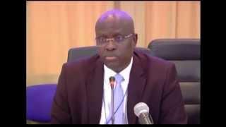 Amadou Bocoum DG OLAG et Coordonnateur PREFELAG