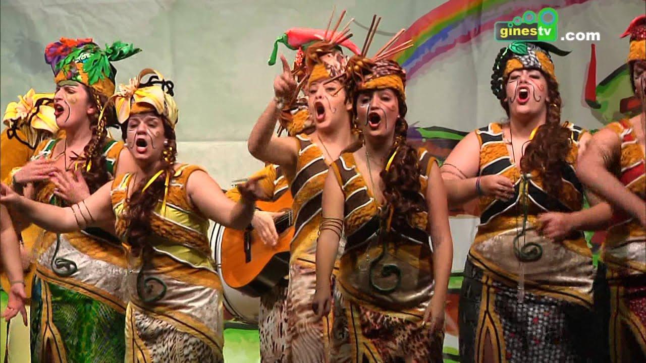 Todo el Carnaval de Gines 2016, en directo en Ondaluz