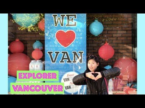 Explorer Vancouver 🚢  - Chinatown, Gastown... et plus!