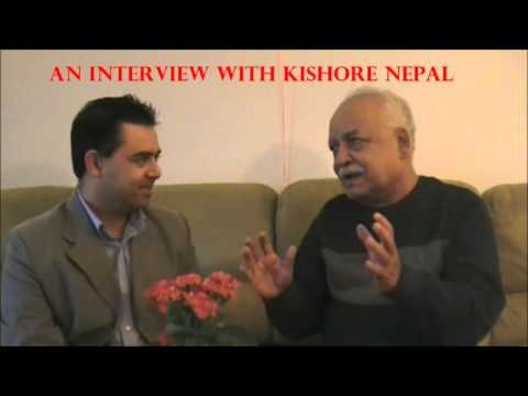 An Interview with Kishore Nepal