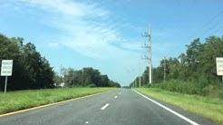 Jacksonville to Tallahassee