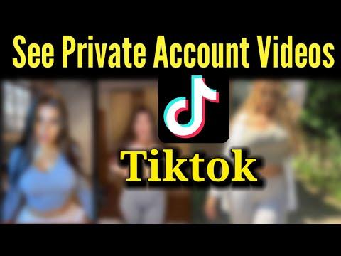 How To Watch Tiktok Private Account Videos In Hindi | Tiktok Private Ki Video Kaise Dekhe