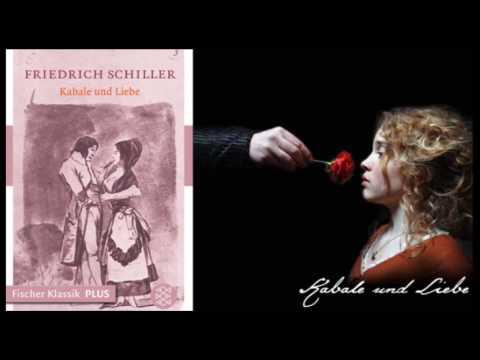 Friedrich Schiller - Kabale und Liebe - Hörbuch