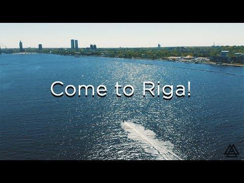 Come to Riga! A short travel guide