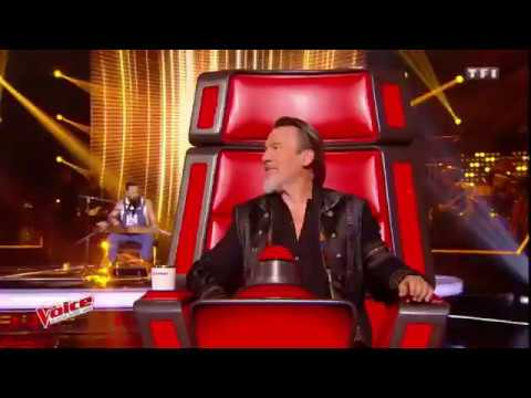 Pink Floyd | Another Brick In the Wall | Will Barber | the voice 2017 | audition