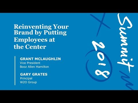 Reinventing Your Brand by Putting Employees at the Center | Summit 2018