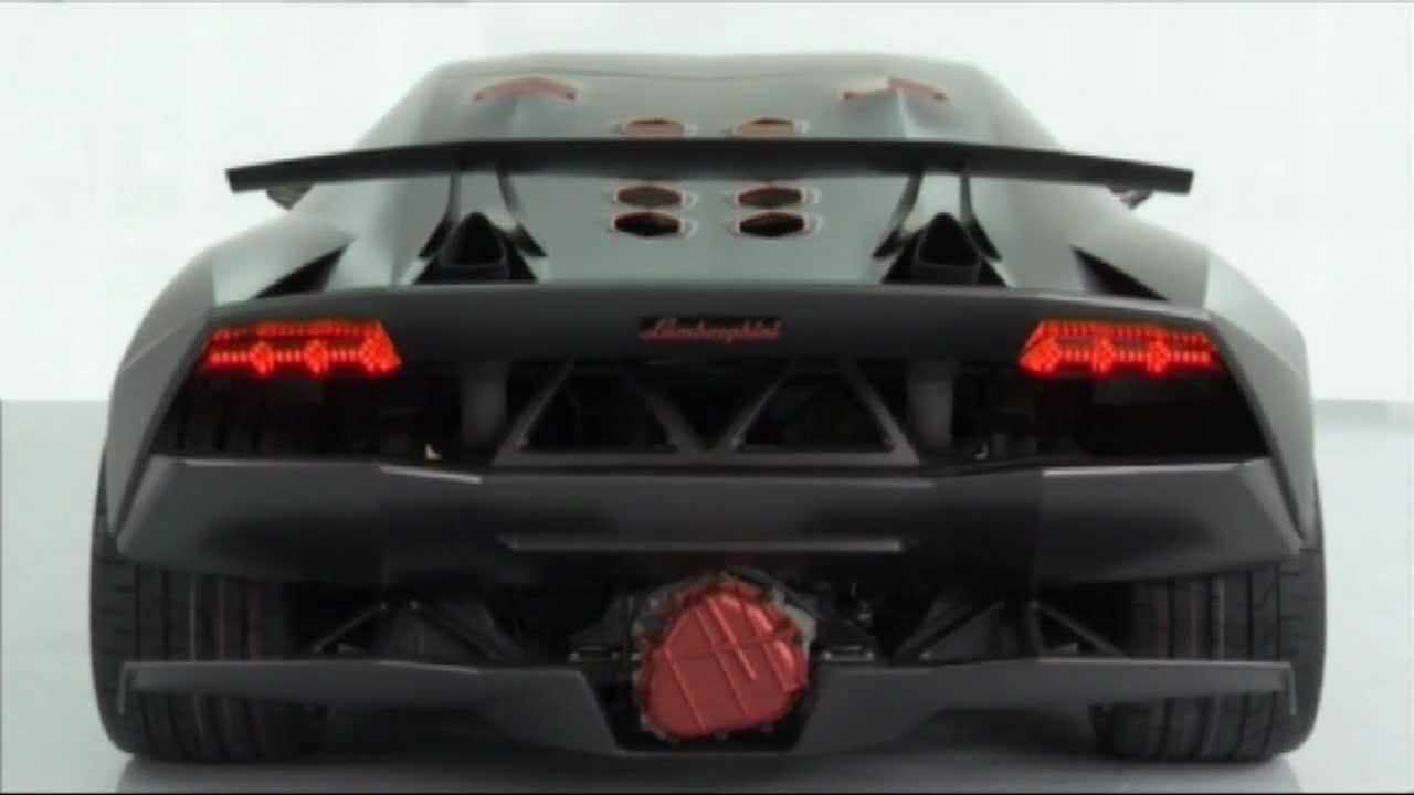 Historia De Lamborghini Parte 7 Lambo Sesto Elemento