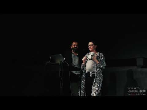 Architect Sachin Bandukwala & Melissa Smith speaking at IAD2018