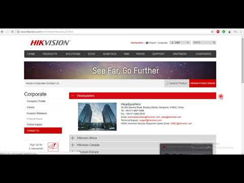 HIkvision DVR - NVR password Recovery Using SADP Tool This will work for  every model