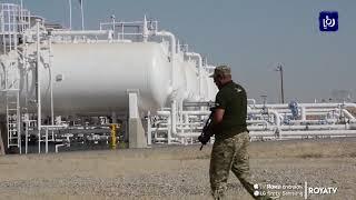 بدء إجراءات تصدير النفط الخام من العراق إلى الأردن - (31-8-2019)