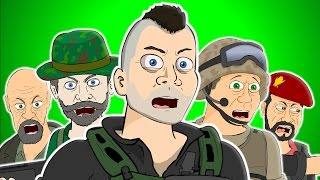 Repeat youtube video ♪ CALL OF DUTY: MODERN WARFARE THE MUSICAL - Animated Parody Song