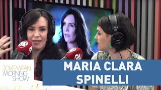 Maria Clara Spinelli - Morning Show - 03/11/17