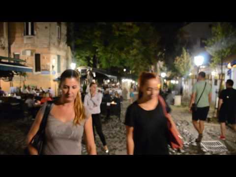 Skadarlija Beograd leto 2016, Downtown Belgrade, Belgrade Old town,  summer 2016