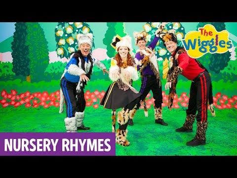 The Wiggles Nursery Rhymes - Three Little Kittens