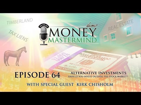 MMS064 - Alternative Investments: Should You Invest Outside Of The Stock Market?