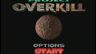 Project Overkill PS1 Gameplay