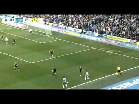 Abdul Razak vs Ipswich