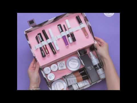 DIY Makeup Organizer Made from Shoe Box! 😍