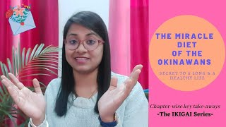 What's The Secret Diet For A Long & Healthy Life? || Ikigai Ch7 || Stories By Dr. Subra Mukherjee