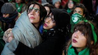 Congreso argentino aprueba proyecto de despenalización del aborto