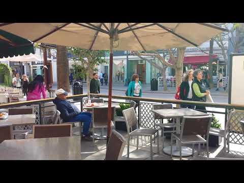 3rd street Promenade   Santa Monica   Los Angeles   California FullHD Full HD