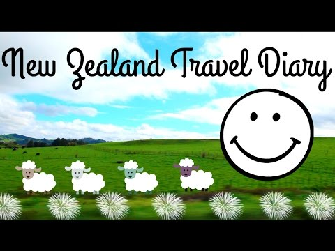 New Zealand Travel Diary
