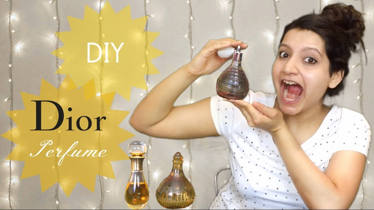 Download DIY Perfume | How To Make Your Own Perfume | Dior Recipe