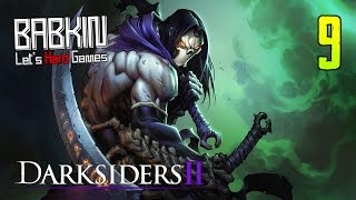 HARD'КОРИМ [Darksiders 2: Death Lives #9] Идем в Бухточку