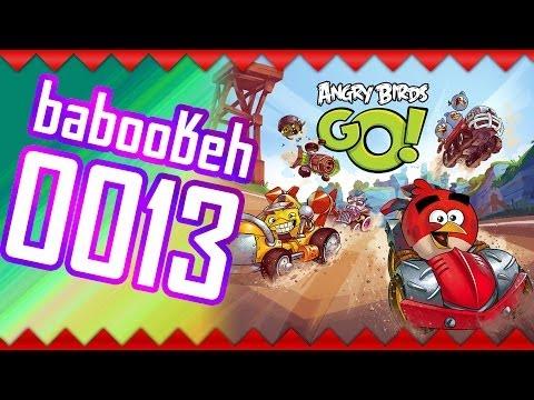 Обзор Angry Birds Go! - Игра для Android и iOS