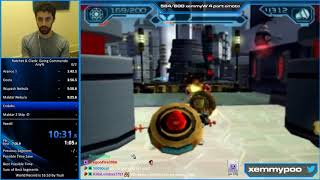 Ratchet and Clank: Going Commando Any% Speedrun in 1:05:43