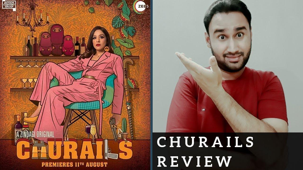 Churails Review | ZEE5 Series Churails | Churails Web Series Review | Faheem Taj