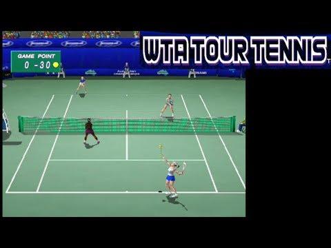 WTA Tour Tennis ... (PS2)