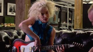 Repeat youtube video St. Vincent - Guitar Moves (Noisey) FULL