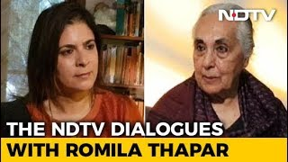 The NDTV Dialogues: Romila Thapar On Centre's Move To 'Correct' History