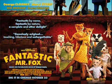 Fantastic Mr. Fox (Sou... The Fantastic Mr Fox Cast