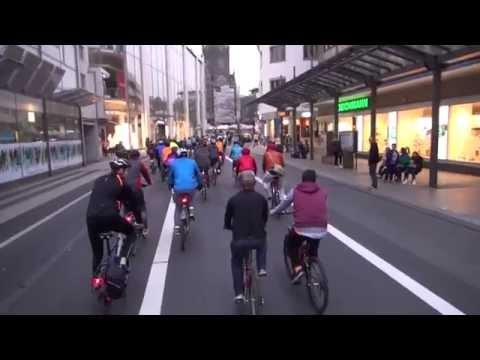 Critical Mass Wuppertal - April 2014