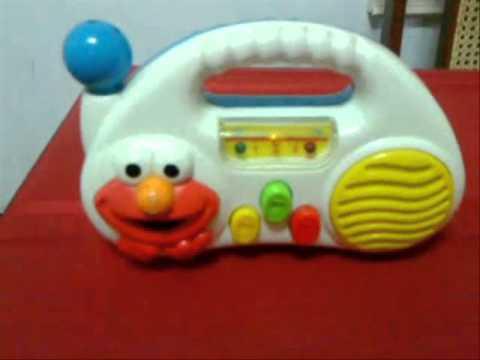 Sesame street al radio