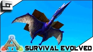 ARK: Survival Evolved - QUETZALCOATLUS TAMING! S2E33 ( Gameplay )