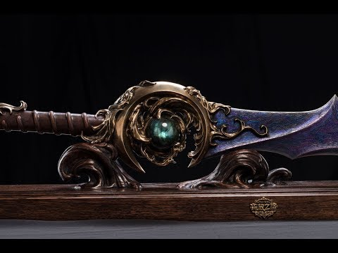 Path of Exile - Starforge Sword