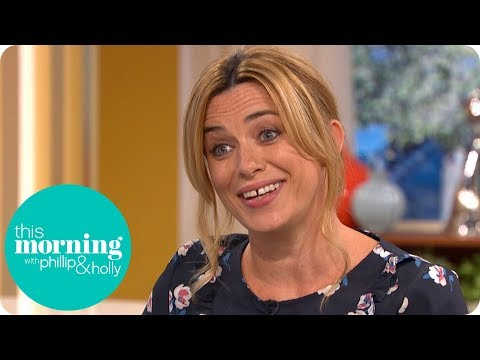 Eve Myles Very Nearly Gave Up Acting Completely  This Morning