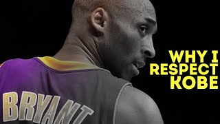 Pro Comeback - Day 58 - Why I Respect Kobe Bryant