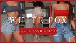WHITE FOX BOUTIQUE HAUL | STEF FIT